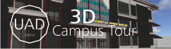UAD 3D Campus Tour