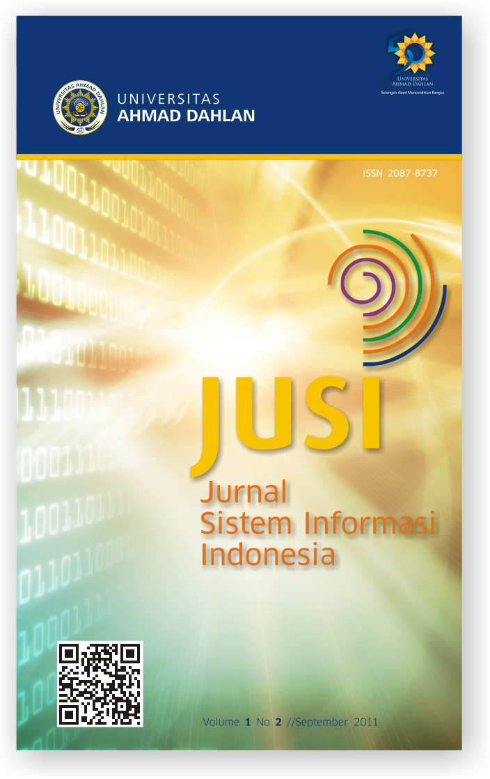 Jurnal Sistem Informasi Indonesia