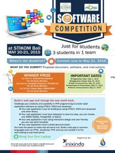 STIKOM software competition